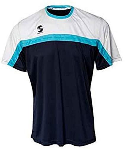 Softee Equipment Club T-Shirt, Homme M Blanc