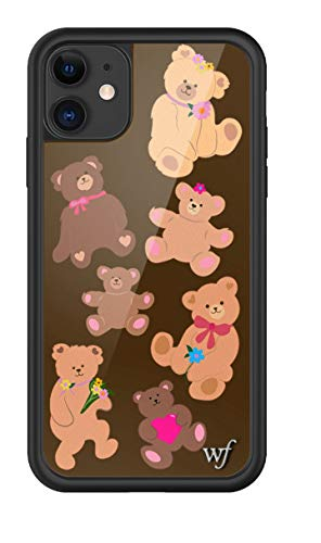 Wildflower Limited Edition Cases Compatible with iPhone 11 (Bear-y Cute)