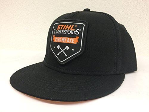 Stihl kiss My Axe Cap, schwarz, one Size