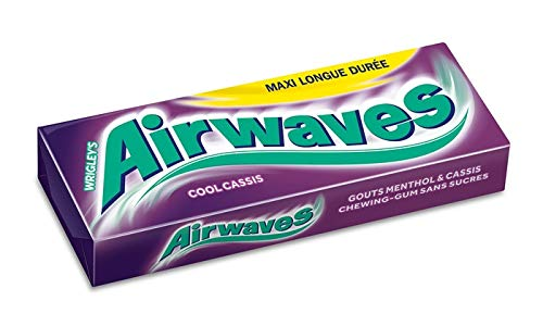 Wrigley Airwaves Cool Cassis, 30er Pack, (30 x 10 Dragees)
