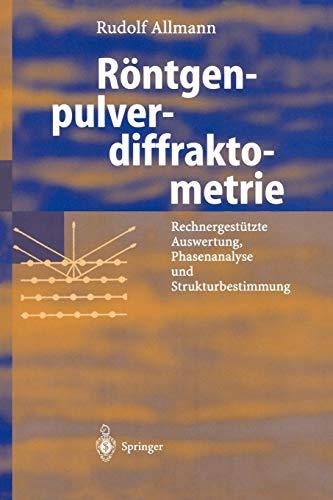 Röntgen-Pulverdiffraktometrie: