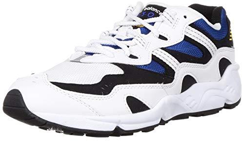 New Balance Jungen NB SS20 Sneaker, Dispersed Glitch/Black, 32 EU