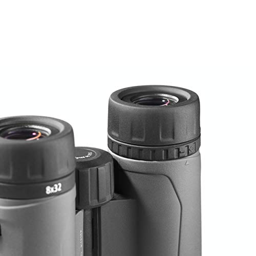 Product Image 1: Zeiss Terra ED Pocket Binoculars, 8×25 Pocket, Grey