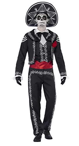 Smiffys Day of the Dead Señor Bones Costume