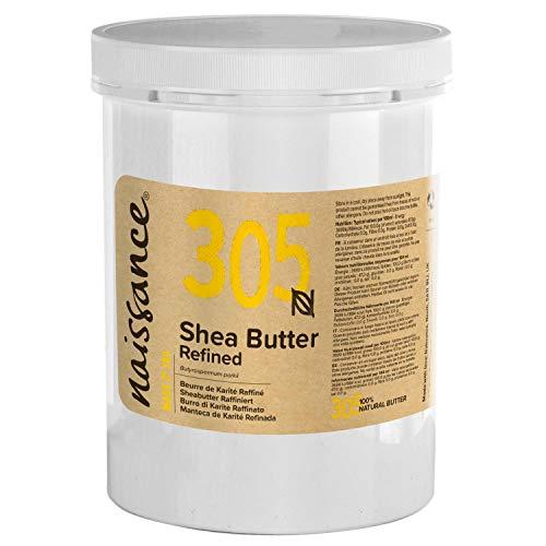 Naissance Beurre de Karité Raffiné (n° 305) - 1kg - 100% naturel