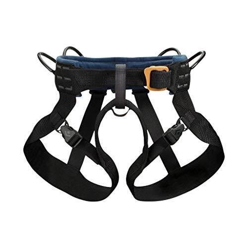 Black Diamond Alpine BOD Harness, Negro, XL