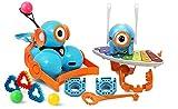 Wonder Workshop Wonder Set Special Edition: Dash, Dot & Katapult, Xylophon, Zubehör Set - programmieren lernen für Kinder - Spielzeug Roboter