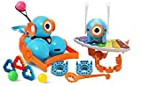 Wonder Workshop-DA01 Robots Inteligentes, color naranja (DA01)