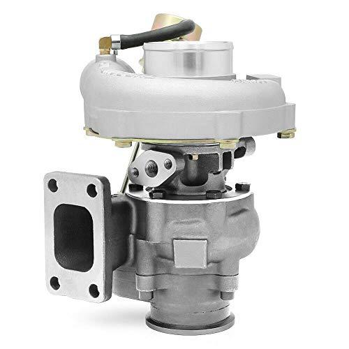 CAIZHIXIANG T3 / T4 T04E turbocompresor Turbo 0,63 0,48 A/R Interna Wastegate Universal