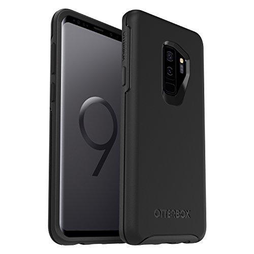 Otterbox Symmetry - Funda Anti caídas Fina y Elegante para Samsung Galaxy S9+, Color Negro