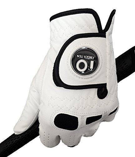 FINGER TEN Men's Golf Glove