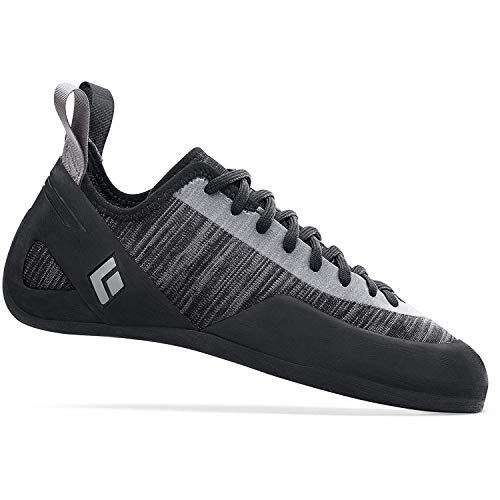 Black Diamond Momentum Lace Climbing Shoe - Men's Ash 10.5