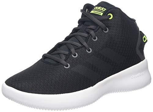 adidas CF Refresh Mid K, Zapatillas de Deporte Unisex niños, Negro (Neguti/Negbas/Amasol),...