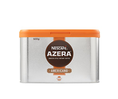Nescafé Azera Americano Instant Coffee with Ground Beans 500g