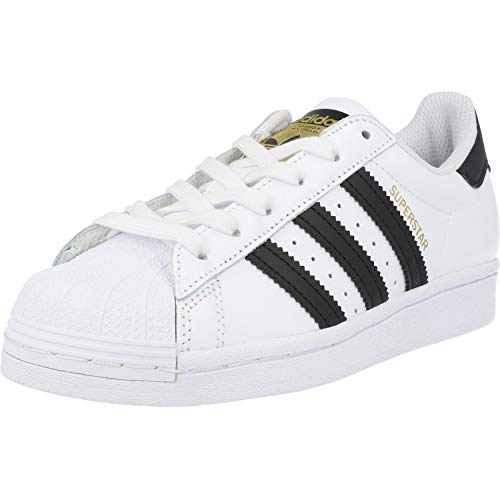 adidas Unisex Kinder Superstar J sneakers, White, 38 2 3 EU
