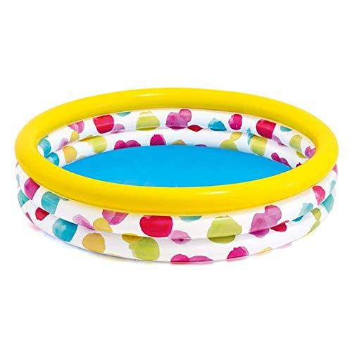 Generic002 Infantil Inflable Piscina for niños Piscina Grande Grueso de baño Piscina Baby Bañera for bebés Océano Ball Pool