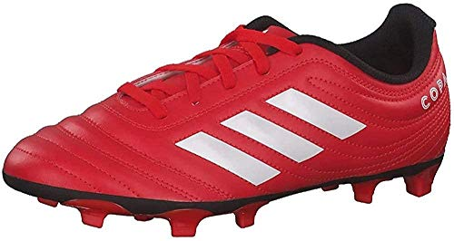 1. Adidas Boy's Copa 20.4 Fg J Active Red/FTWR White/Core Black Football Shoes