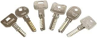 Kit de llaves bumping Bump-Keys para cerraduras de seguridad