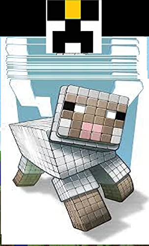 Extreme Sheep Cooking - Minecraft Comic : A Comic & Graphic Joke Book, Diary-Funny Books for Kids and Children , Kids (English Edition)