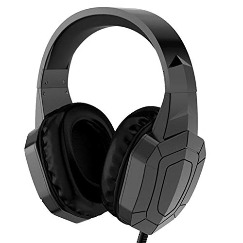 Gaming-Headset mit Noise Cancelling-Mikrofon 360 □□ Dreh Gaming Headset Subwoofer 3D-Surround-Sound, Computer kompatibel mit Ps4 PC Handy-Notebook Tablet ( Color : Gamer Headphone )