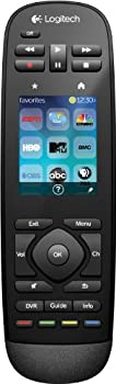 Logitech Harmony Touch Universal Remote with Color Touchscreen - Black [Discontinued by Manufacturer]