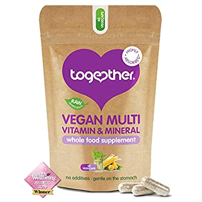 Together Vitamin B12 Complex Vegicaps - Pack of 60 from Together