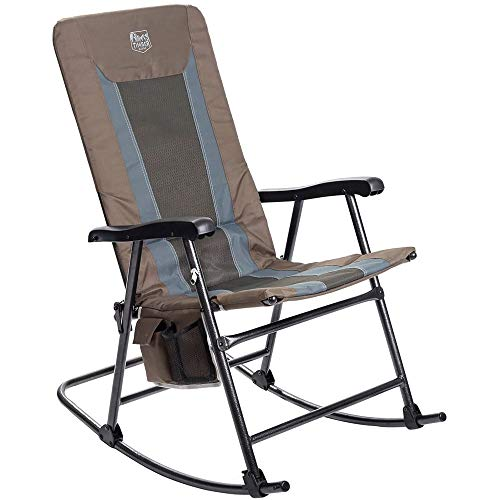 Timber Ridge Camping Rocking Chair