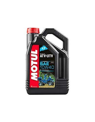 Huile Moteur MOTUL ATV-UTV 4T 10W40 Minérale 4L