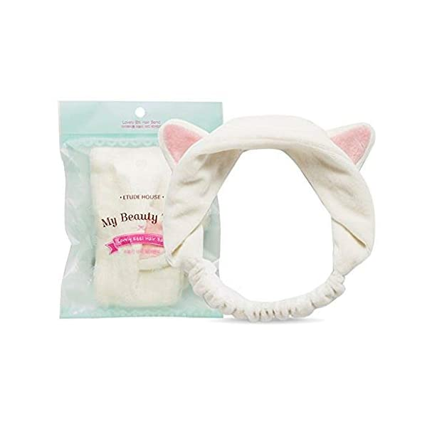 Beauty Shopping ETUDE HOUSE My Beauty Tool Lovely Etti Hair Band | A Cute and Lovely Tool To Keep