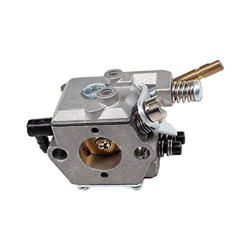 Accesorios de reemplazo de carburador CARBURARTOR DE Tono HIGHTSCHOOL Compatible para STIHL 4117-120-0605 FS50 FS51 FS61 FS62 FS65 FS66 FS90 FS96 WALBRO WT-38-1 Trimmer BG60 BG61 Slopers 5156