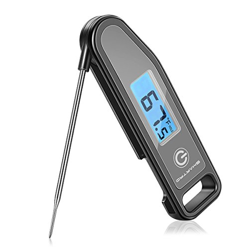 SMARTRO ST43 Digital Instant Read Meat Thermometer Best...