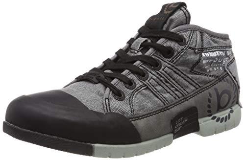 bugatti Herren 322656016900 Sneaker, Grau, 46 EU