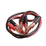 2 Metros 1000amp Heavy Duty cables de arranque cables de arranque for vehículos pesados Profesional Coches Furgonetas Camiones para CamióN de AutomóVil (Color : 2M)