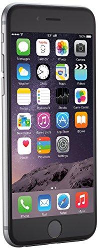 Apple iPhone 6 UK Smartphone - Space Grey (64GB) (Renewed)