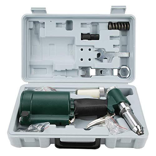 Remachadora neumática de 2,4-4,8 mm (en maletín)