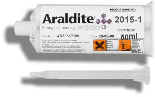 Araldite 2015-1 | 50 ml Doppelkartusche mit ZMS