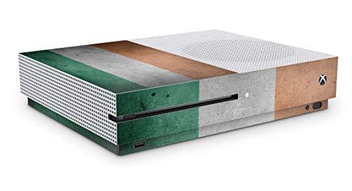 Design Aufkleber Skin Vinyl Schutzfolie kopatibel mit Xbox One S Irland