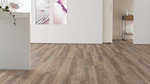 Gerflor 30 [Artline] Wood - Bebop Holzdekor Vinyl-Fußbodenbelag 0585 Designboden für den Objektbereich zum aufkleben - Paket 3,36m²