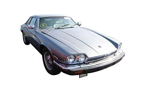 Representative 1987 XJS Shown. Jaguar
