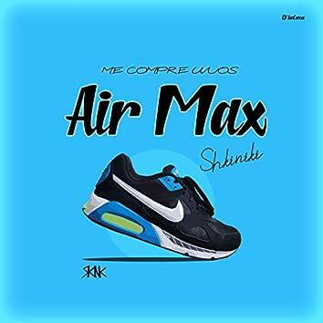 Me compre unos AIR MAX
