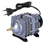 NIDONE Oxígeno Bomba De Aire Silenciosa Peces De Acuario Tanque De Agua Bomba De Aco-308 30w Oxigenador Aire Bomba Booster Aireador Style2
