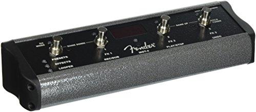 Fender, FENMGT4SWITCH, amplificatore a pedale per chitarra Mustang serie GT