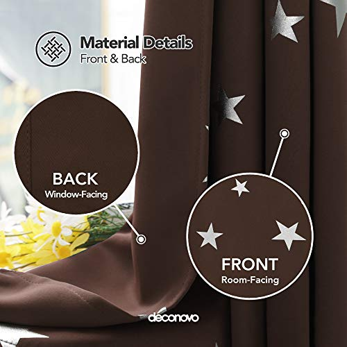 Deconovo-Blackout-Eyelet-Curtains-Thermal-Insulated-Energy-Saving-Star-Foil-Printed-Curtains-for-Kids-Bedroom