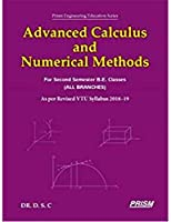 Advanced Calculus and Numerical Methods - For Second Semester B.E. Classes