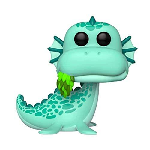 TN Studio Funko Pop Pop Myths : Loch Ness Monster (Exclusive) Figure 3.75inch Vinyl Gift for Myths...