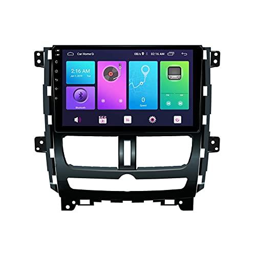 GPS Navegación Carro Multimedia Revertir Imagen Android 10.0 Video Receptor DVD Jugador Apoyo Vehículo Electrónica para NI SSAN Succe 2011-2016 Radio FM WiFi,S4