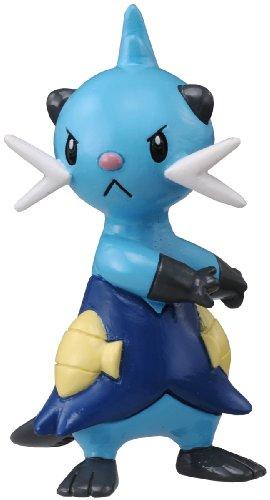 ポケットモンスター M-017 モンコレ フタチマル
