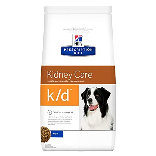Hill's Canine K/D Comida para Perros - 12000 gr