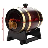 Zoom IMG-1 botte di rovere dispenser vino