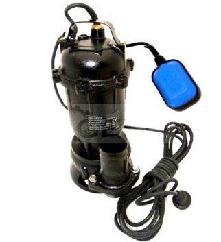 Bombee el tanque séptico con amoladora 550W de p?yw.1420